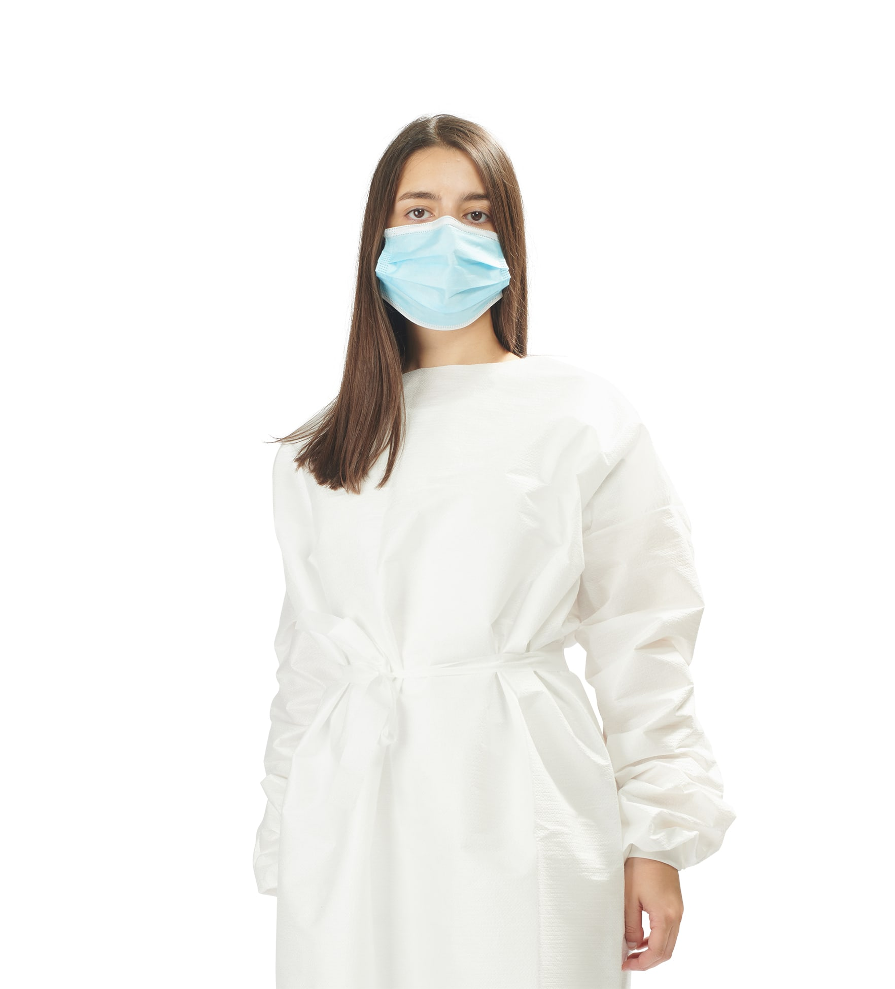 batas impermeáveis 4 - waterproof gowns - clothe protect