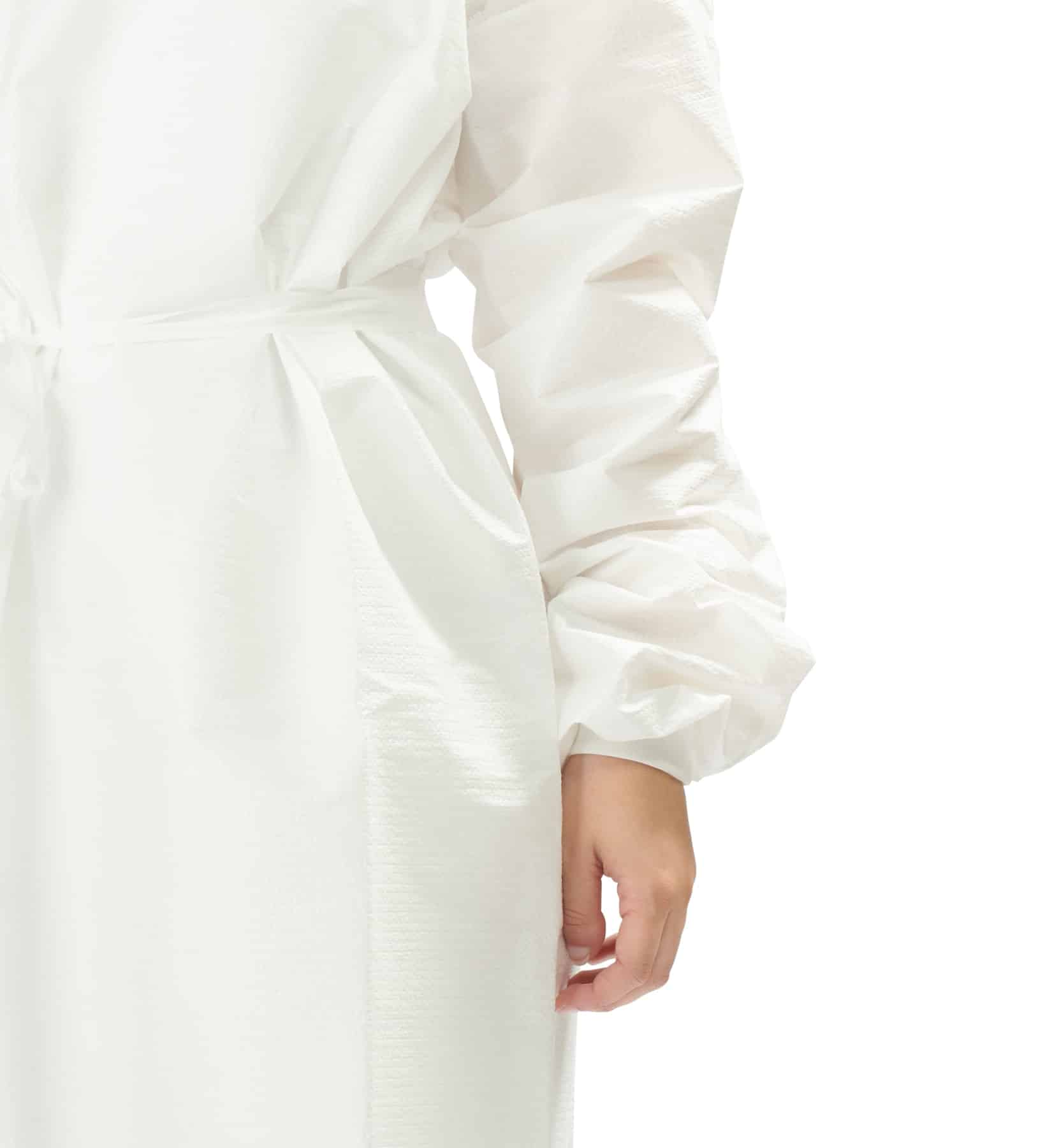 batas impermeáveis 8 - waterproof gowns - clothe protect