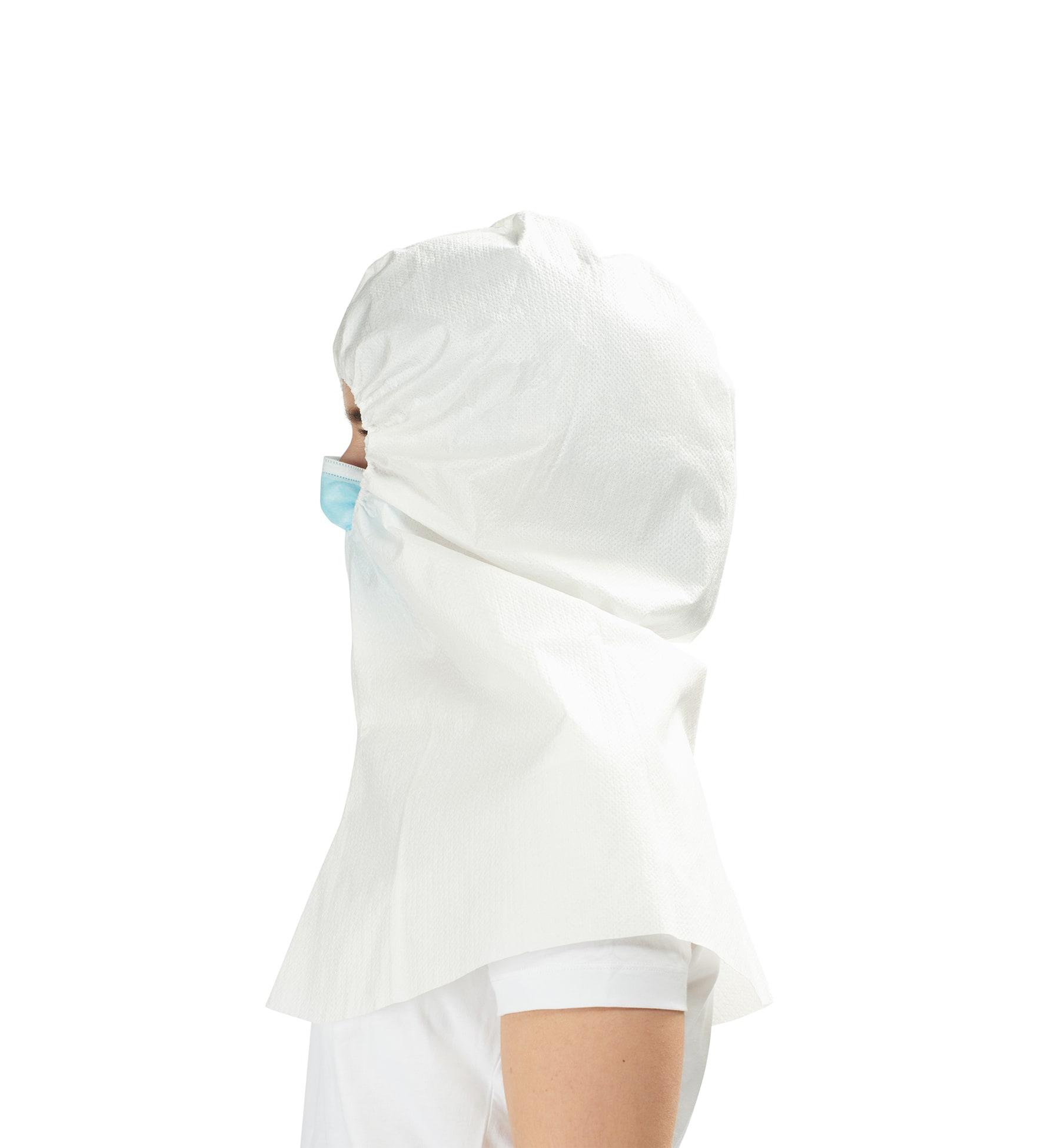 cógulas impermeáveis 2- waterproof hoods - clothe protect