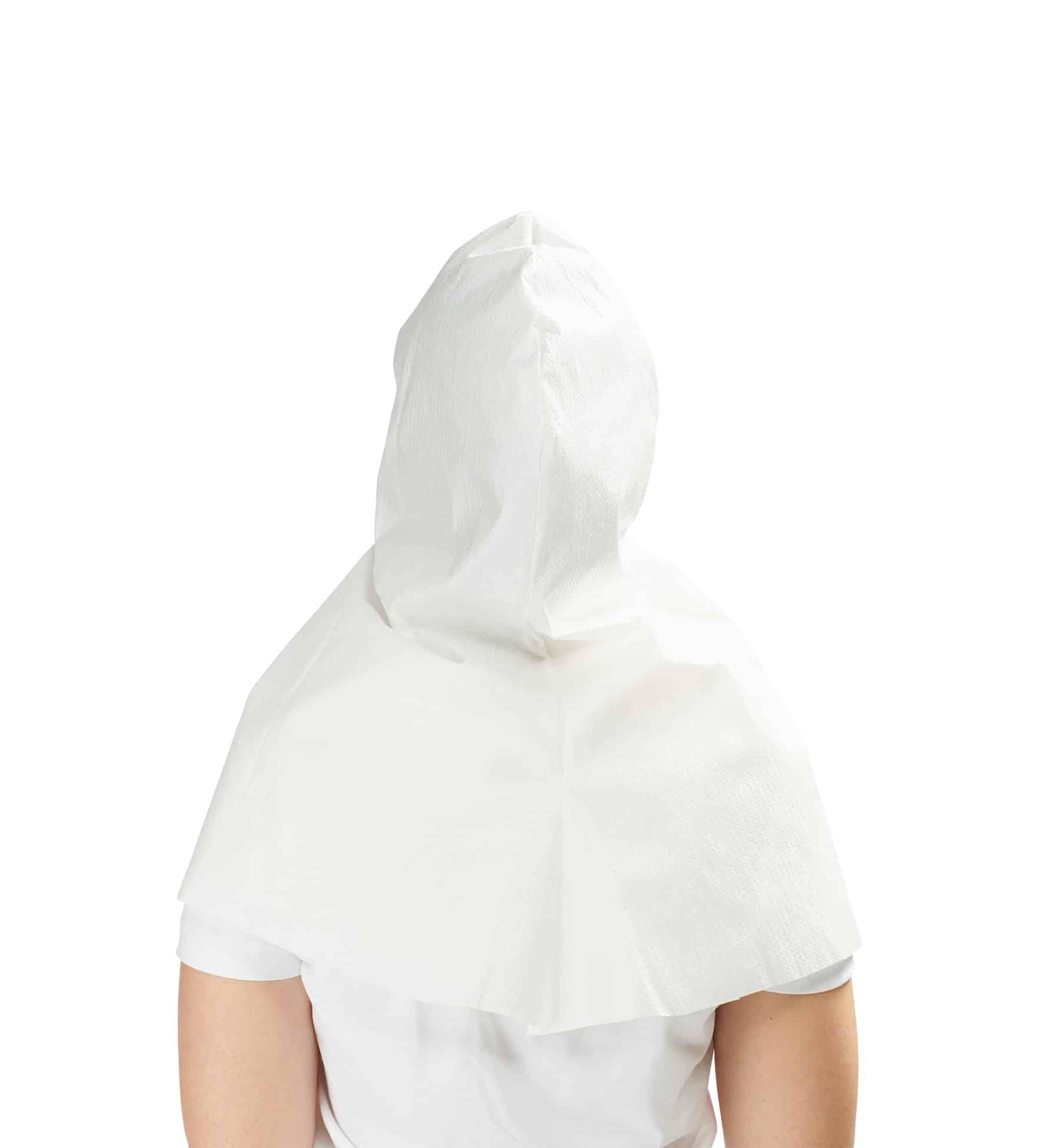 cógulas impermeáveis 3 - waterproof hoods - clothe protect