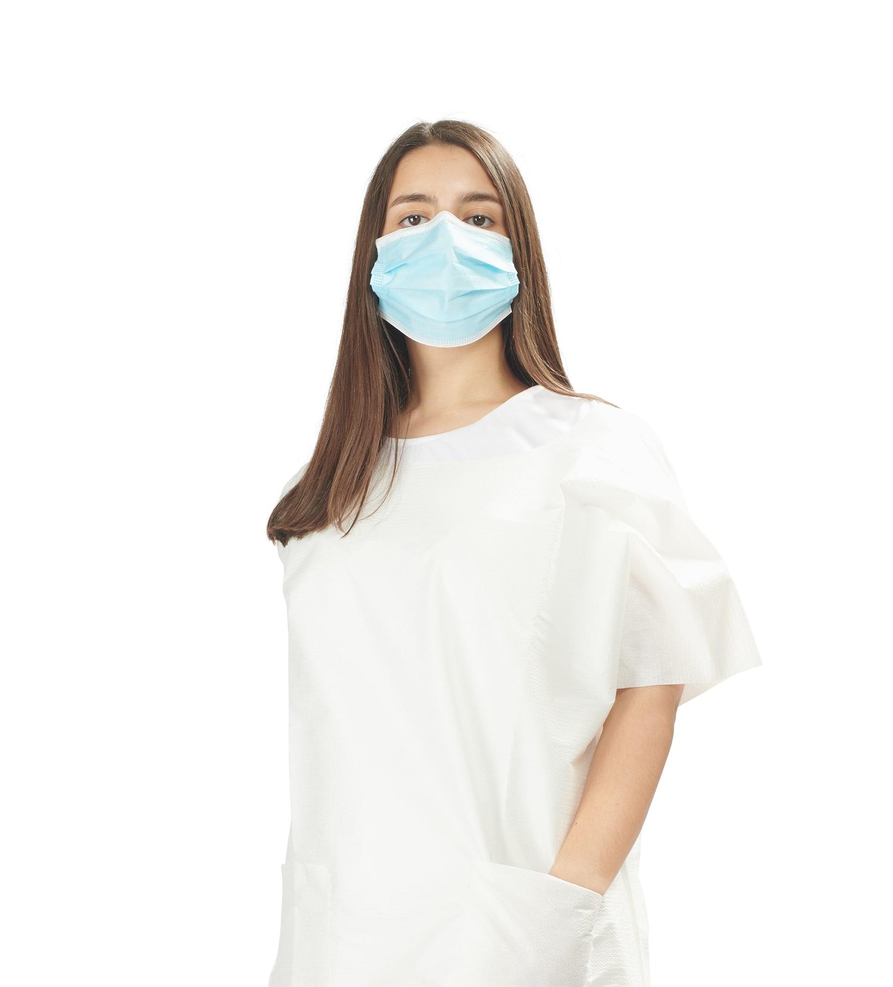 fardas de bloco hidrófuga 2 - water repellent scrubs - clothe protect