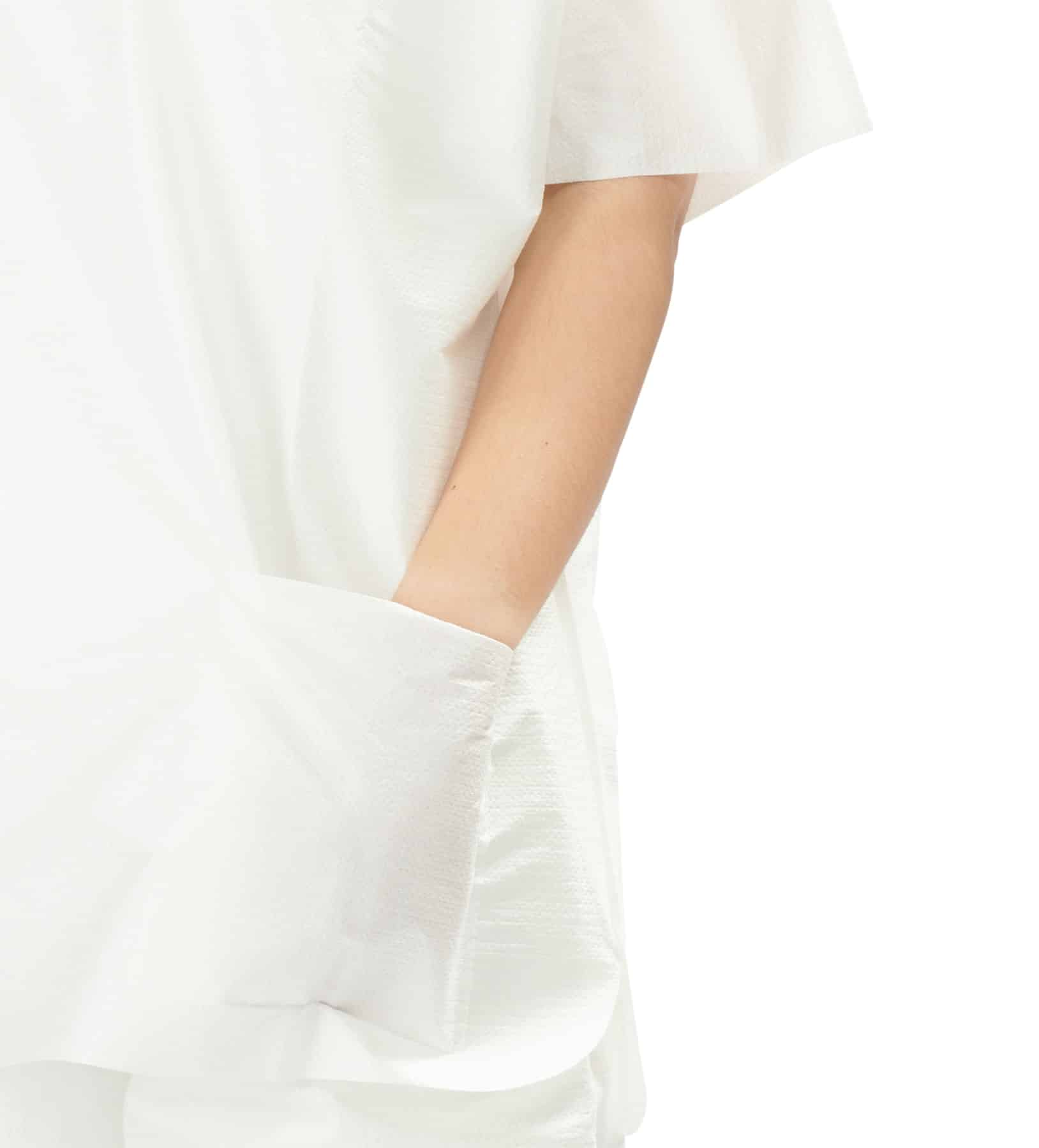fardas de bloco hidrófuga 4 - water repellent scrubs - clothe protect