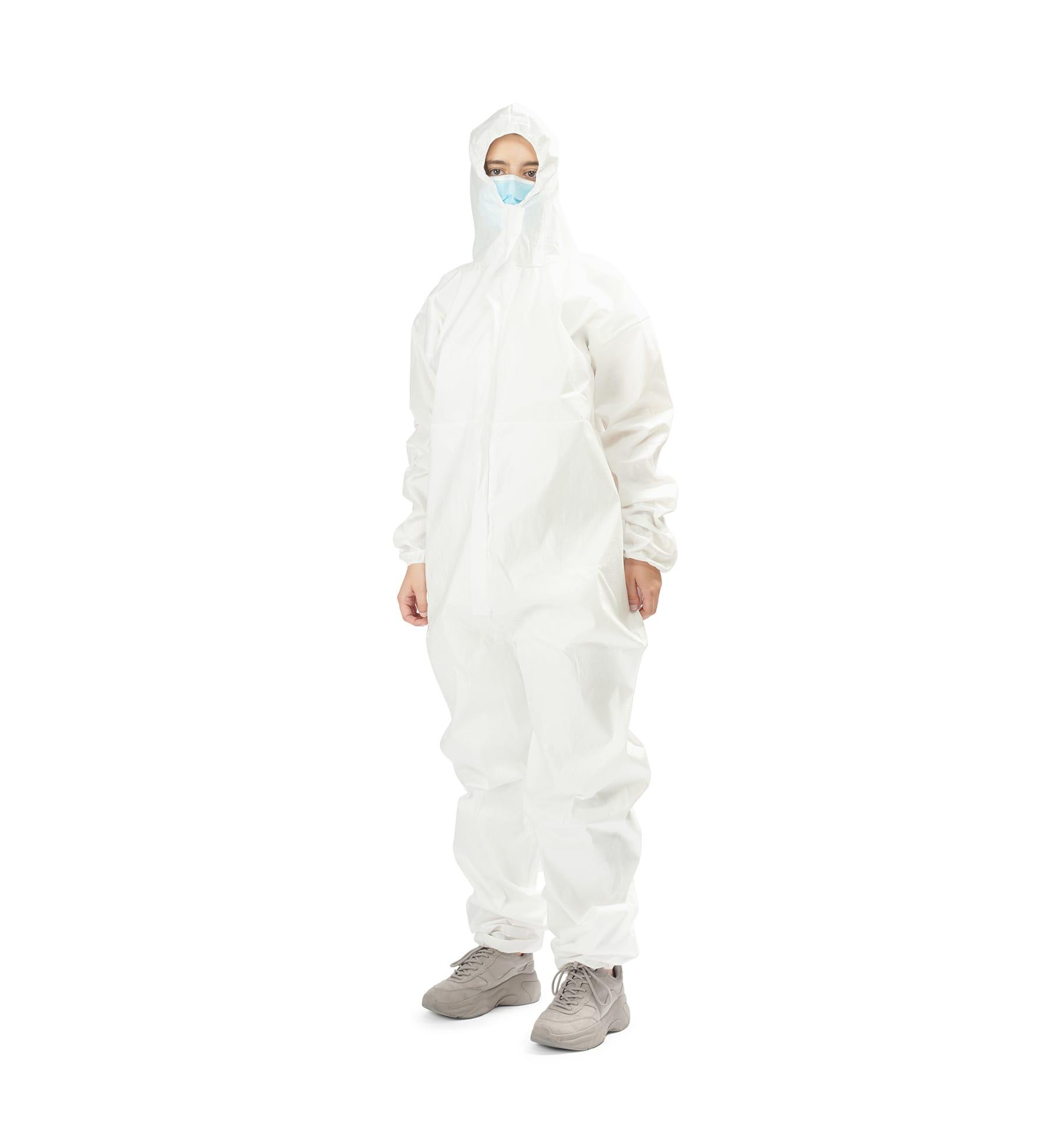 fatos de proteção impermeáveis 1 - waterproof protective coverall - clothe protect