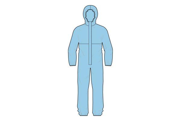 fato integral de proteção - fatos de proteção impermeáveis - waterproof protective coverall - clothe protect
