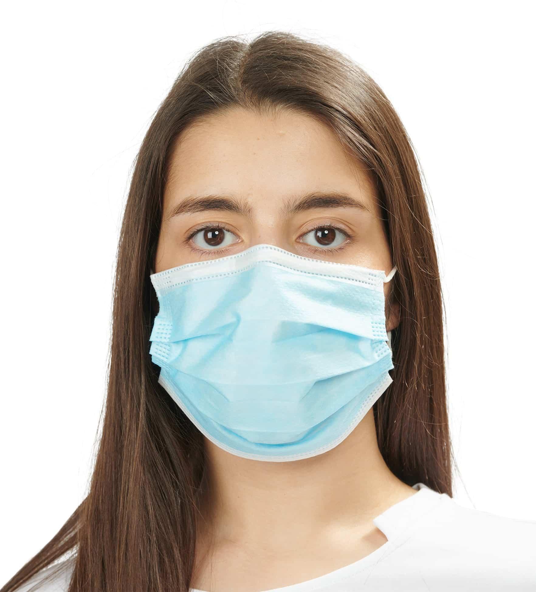 máscaras cirúrgica 3 - surgical masks - clothe protect